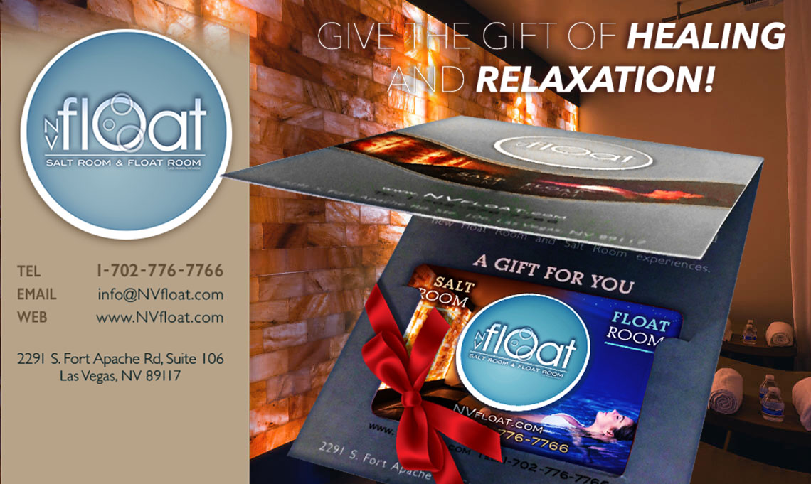<b>NVFloat Gift Cards!</b>